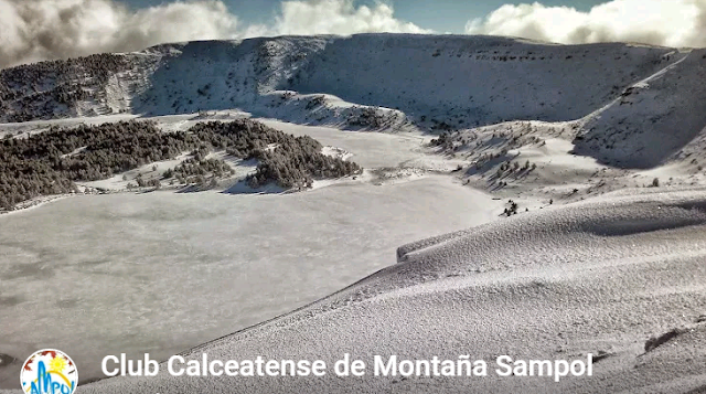 FOTOS CLUB CALCEATENSE DE MONTAÑA SAMPOL.