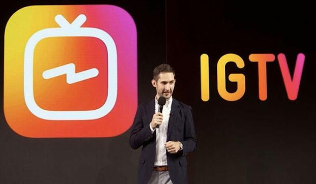 Instagram IGTV Logo
