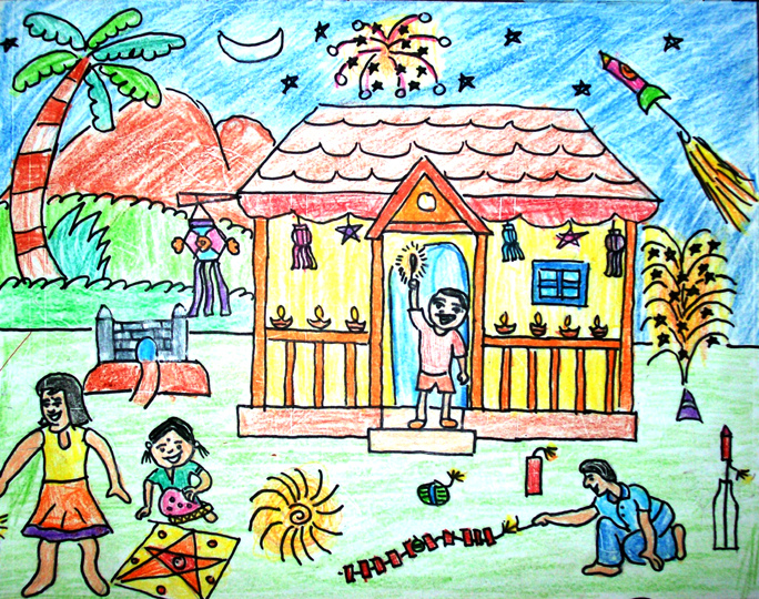 information about diwali for kids Adventures in learning reading celebrate diwali with books art a fun diwali story that explains each day of the celebration for young children.
