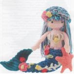 http://www.crochetkingdom.com/mermaid-crochet-doll-pattern/