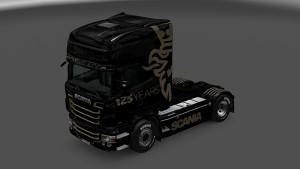 125 Years Skin for Scania RJL