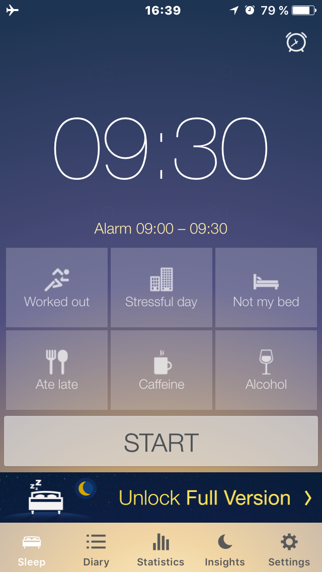 les applications d 39 esteban sleep better l 39 app pour suivre les cycles du sommeil. Black Bedroom Furniture Sets. Home Design Ideas