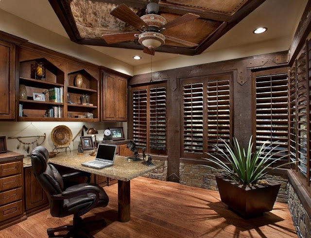 best buy rustic western office furniture sets for sale with decor ideas
