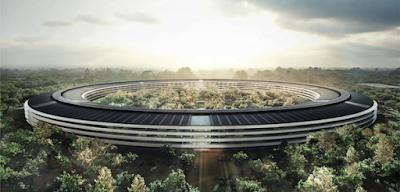 Anteprima immagine Apple Campus 2 Astronave