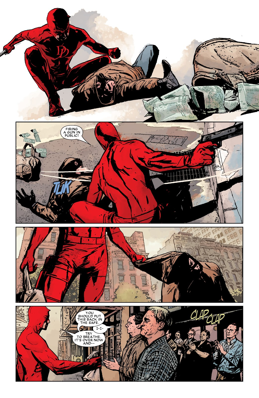 Read online Daredevil (1998) comic -  Issue # _Ultimate_Collection TPB 3 (Part 3) - 34