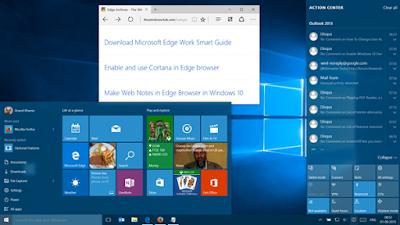 5 nuevas características de Windows 10