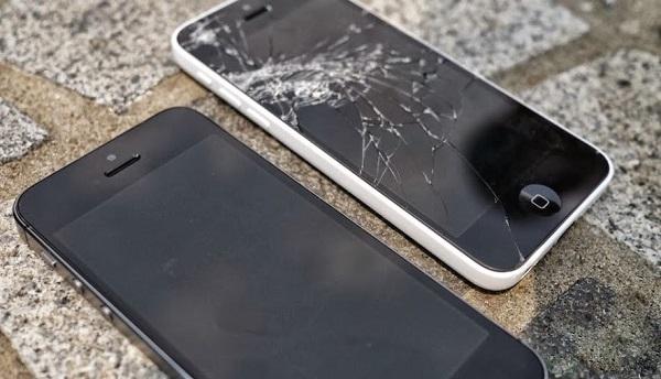 thay mat kinh iphone 5c