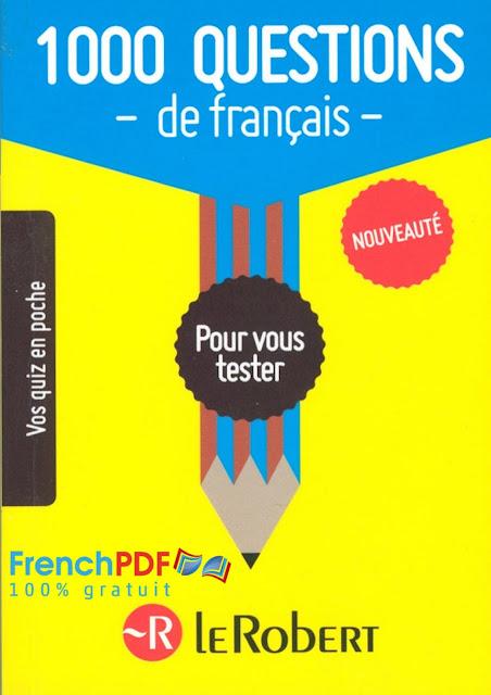 1000 questions de français