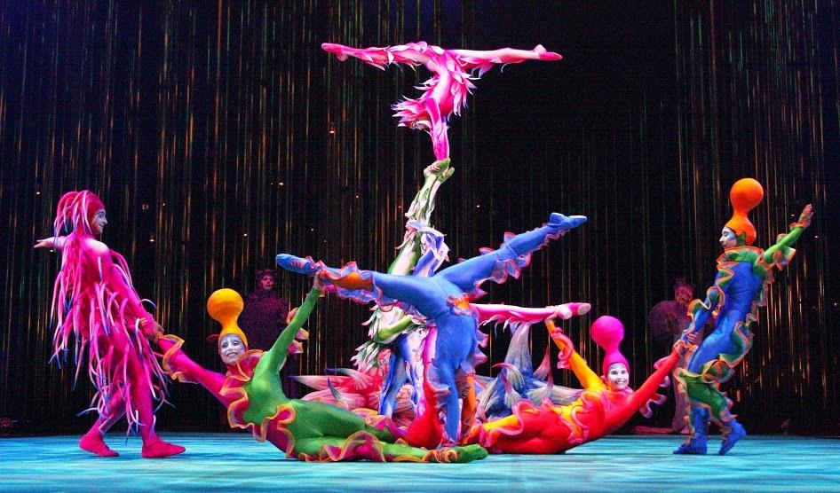 Ingressos shows do Cirque du Soleil em Las Vegas