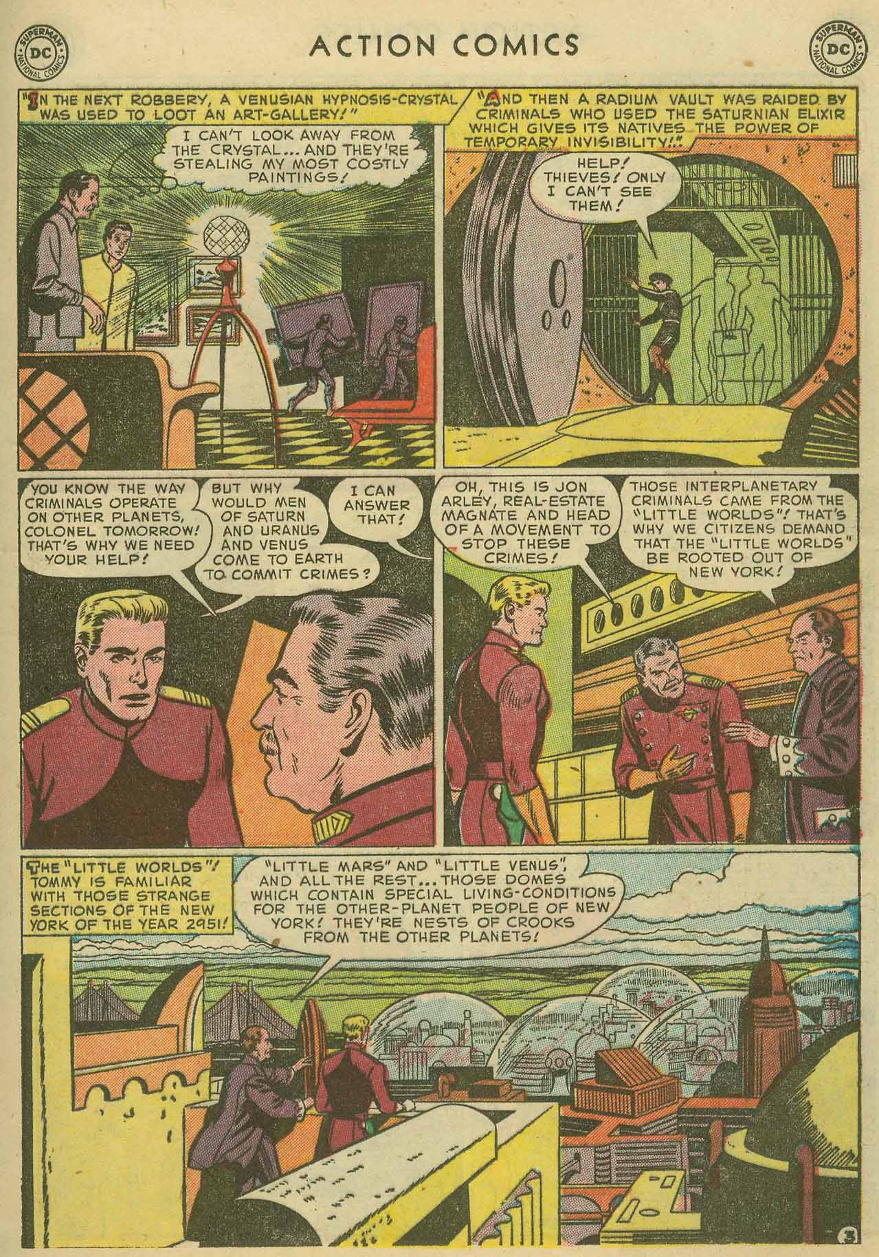 Action Comics (1938) 160 Page 18