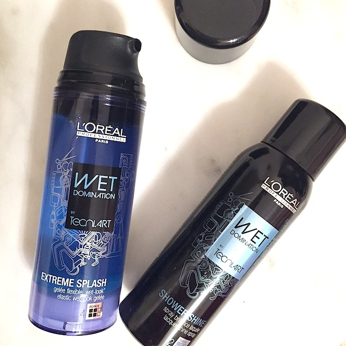 L'Oreal Professionnel Wet Domination: A quick review