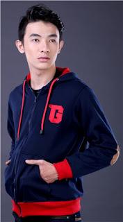 Sweater Cowok Inisial G Original GARSEL