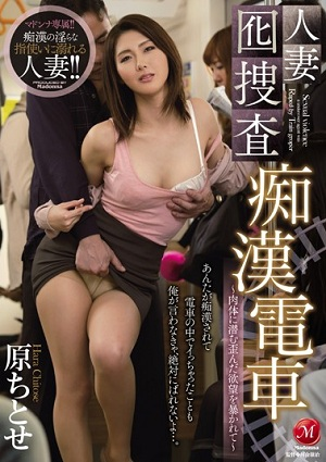 Housewife Decoy Been Debunked A Distorted Desire Lurking In The Investigation Molester Train ~ Body ~ Original Chitose [JUX-563 Hara Chitose]