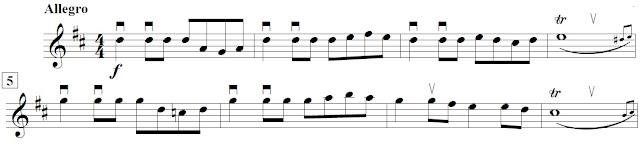Les Toreadors sheet music arrangement for intermediate orchestra
