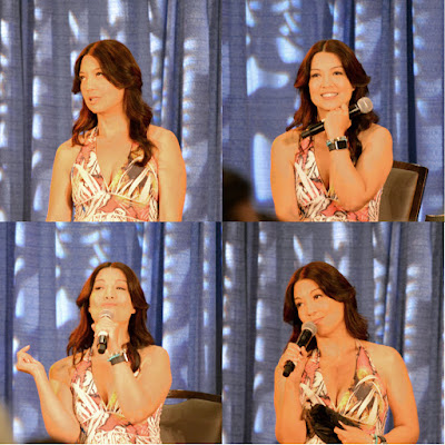 Ming-Na Wen at Shore Leave 40