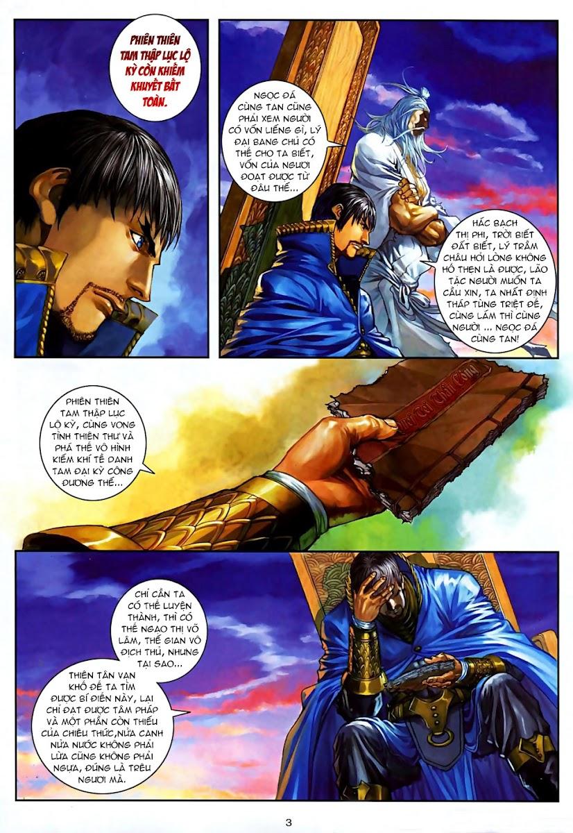 Ôn Thuỵ An Quần Hiệp Truyện Phần 2 chapter 6 trang 3