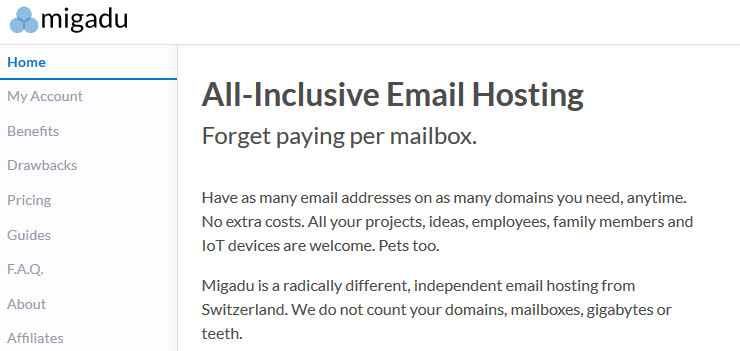 4 Best and Free Email Hosting Services for Your Custom Domain