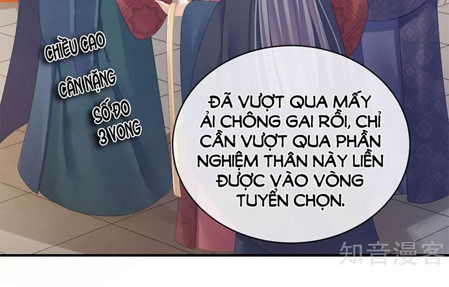Hậu Cung Của Nữ Đế chap 112 - Trang 3