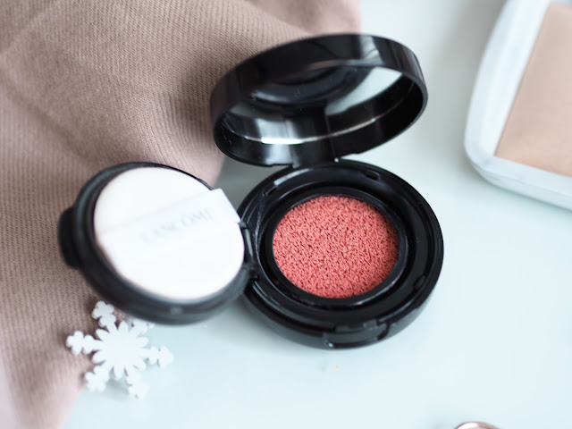 Lancome cushion blush subtil in splash coral