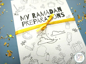 get prepared for Ramadan with this preparation planner printable