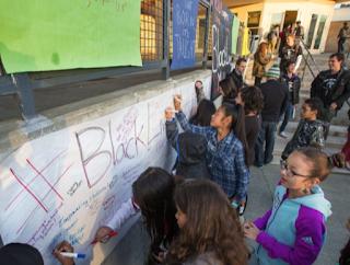 2,000 Seattle Teachers Wear 'Black Lives Matter' Shirts To Class
