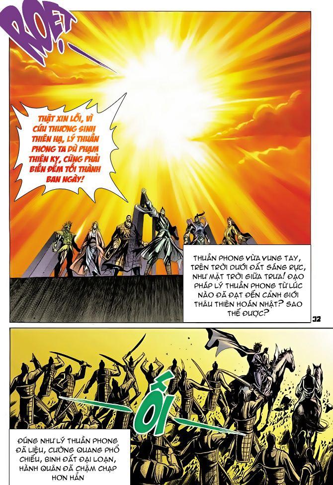 Đại Đường Uy Long chapter 63 trang 31