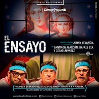 EL ENSAYO por La Congregación Teatro | Teatro Libre 2019 1