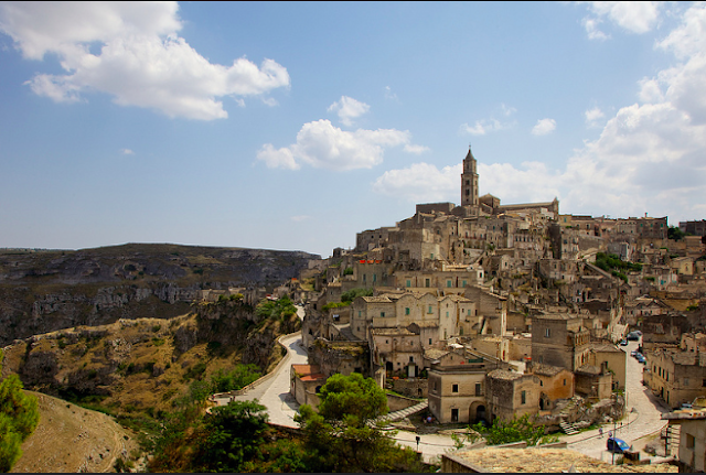 Matera will be the European Capital of Culture in 2019