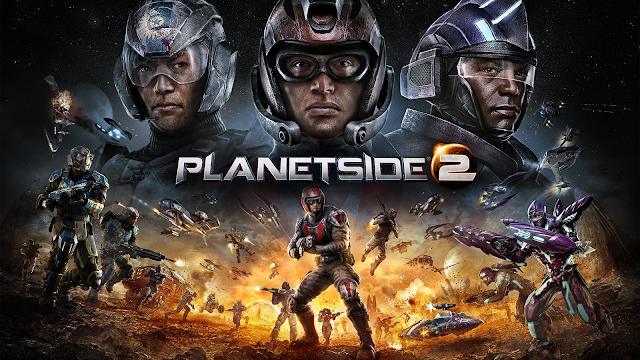 تحميل لعبة بلانت سايد planetside 2 للكمبيوتر اون لاين برابط مباشر