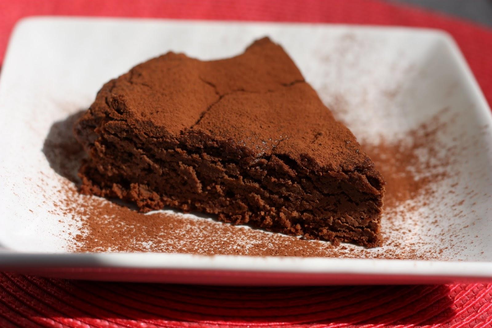 Cake Farine De Pois Chiche Vegan