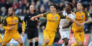Brighton vs Swansea Live Streaming online Today 24.02.2018 Premier League