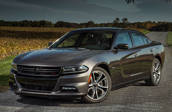 2016 Dodge Charger V-6 8-speed Automatic Review