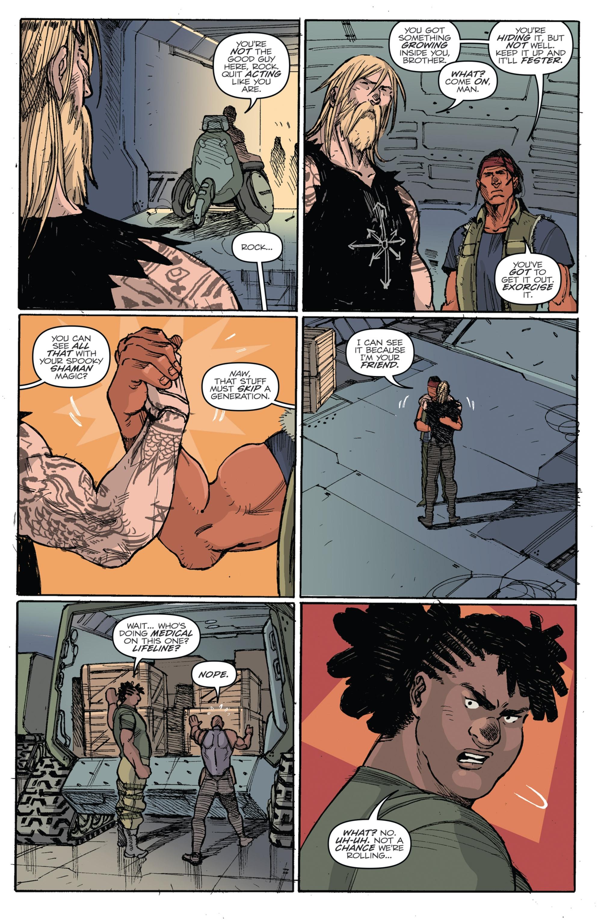 Read online G.I. Joe (2016) comic -  Issue #6 - 9