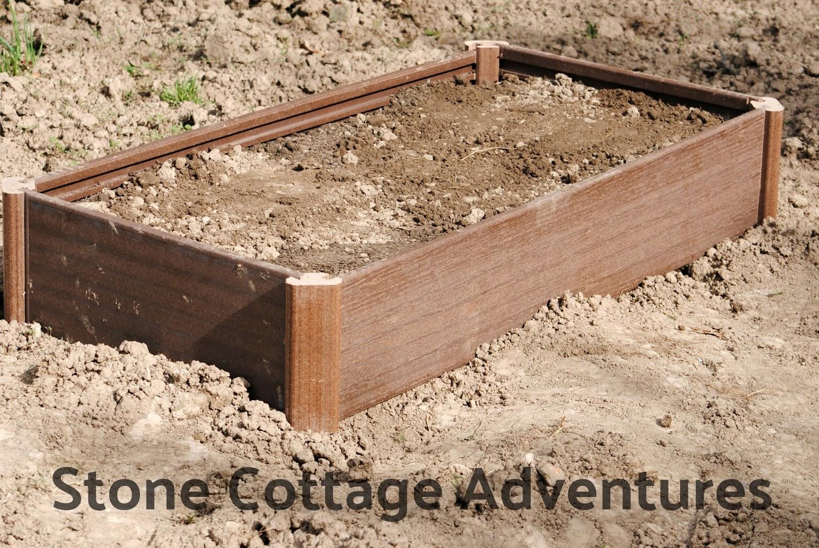 Stone Cottage Adventures: Raised Garden Bed from Greenland Gardener