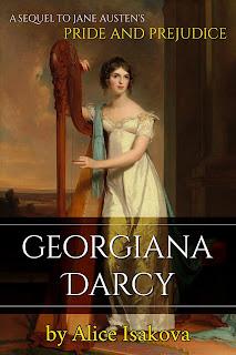 Book cover: Georgina Darcy: A Sequel to Jane Austen's Pride & Prejudice by Alice Isakova