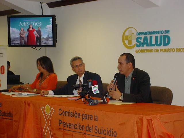 UTILIZAN LA CINEMATOGRAFÍA PARA PREVENIR EL SUICIDIO EN PUERTO RICO