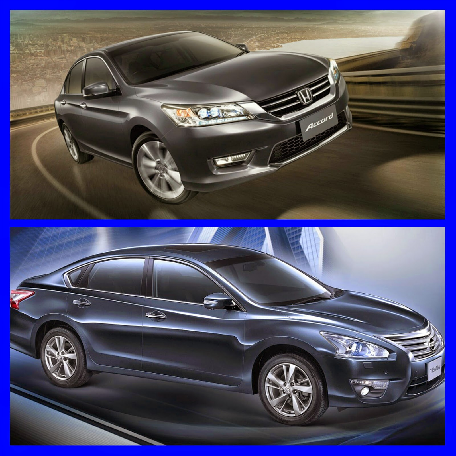 all new camry vs accord uji tabrak grand avanza car news update เปรยบเทยบมวยคเดอด ตอนท 18 honda