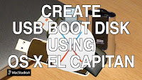 How To Create a Bootable USB Drive Using OS X El Capitan
