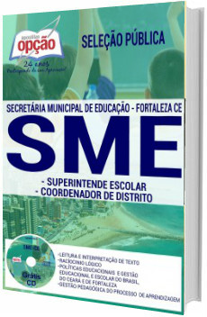 Apostila concurso SME Fortaleza 2017