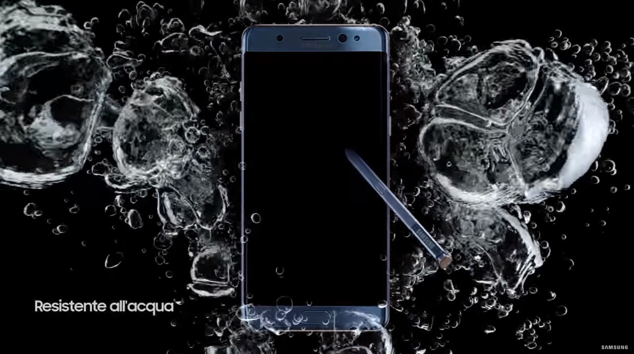 Canzone Pubblicità Samsung Galaxy Note 7 | Musica spot Agosto 2016