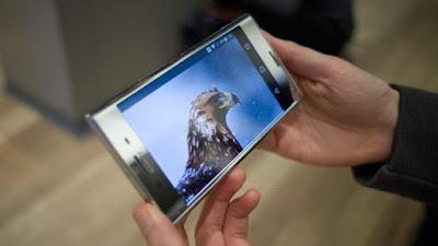 Smartphone XZ Premium