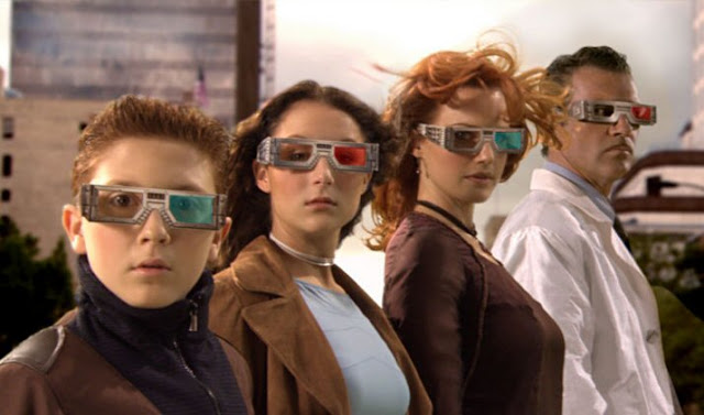 Spy Kids 3-D: Game Over movieloversreviews.filminspector.com Alexa Vega Antonio Banderas