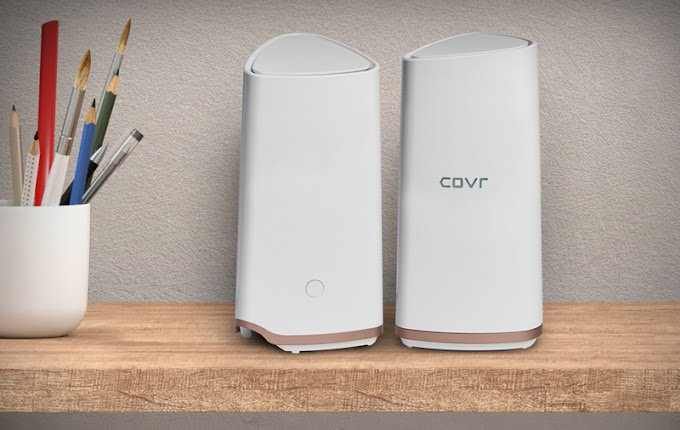 D-Link Covr-2202 Hailed as Best Mesh Networking System at HWM Tech Awards 2019