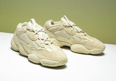 "huge discount 9abaf a121f adidas Yeezy 500 ""Super Moon Yellow"" Returning In June"