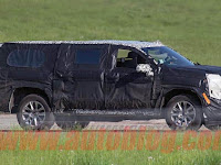 2020 Chevrolet Suburban (Concept and Diesel)