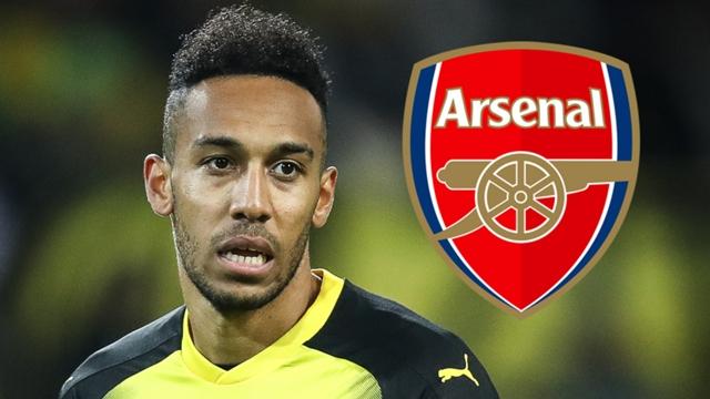 Borussia Dortmund ACCEPT Arsenal bid for Aubameyang