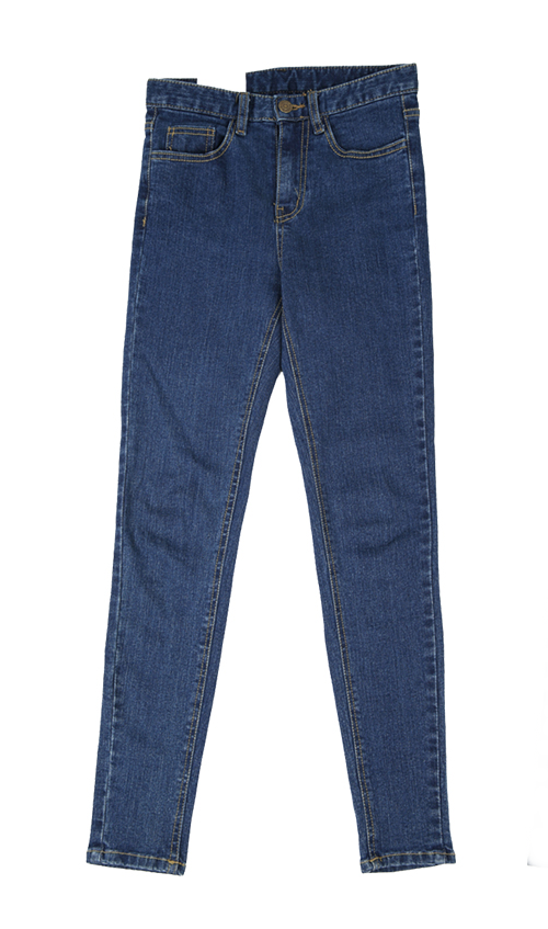 Basic Stretch Skinny Jeans