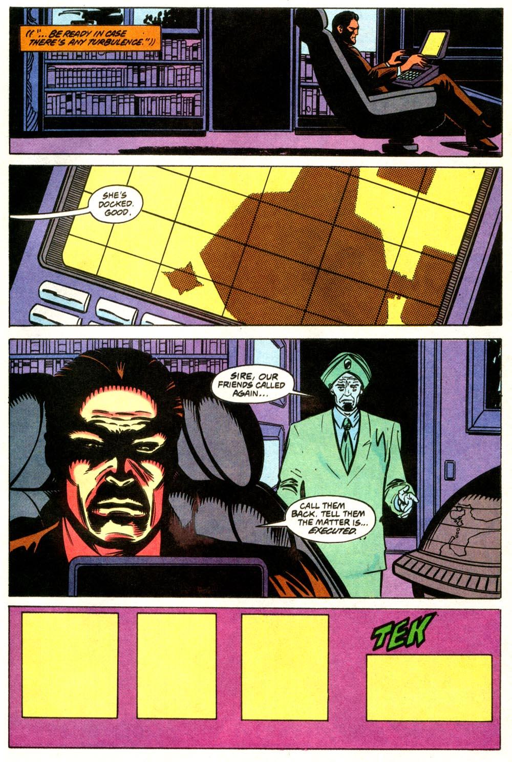 Read online Wonder Woman (1987) comic -  Issue #66 - 16