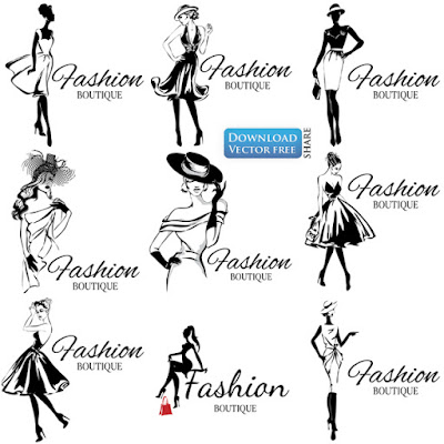 nhung-mau-do-hoa-co-gai-voi-cua-hang-thoi-trang-girl-with-fashion-vector-6496