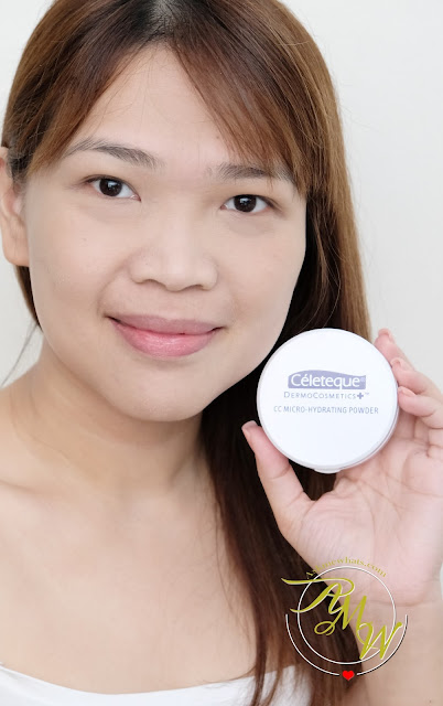 a photo of Celeteque CC Micro-Hydrating Powder Review